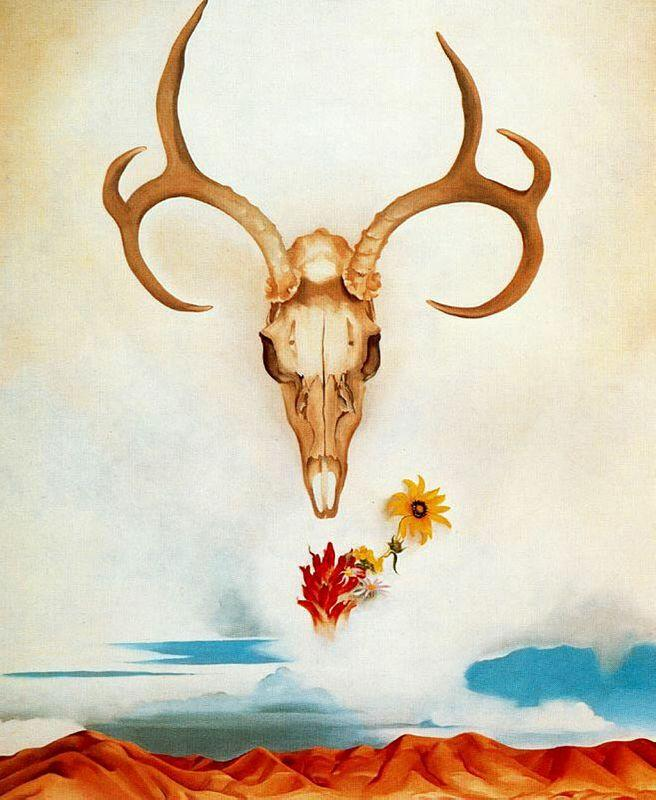 Summer Days - Georgia O'Keeffe