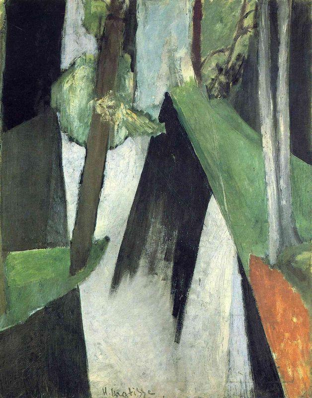 Sun's Ray - Henri Matisse