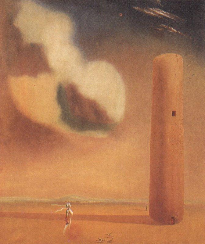 Surrealist Poster - Salvador Dali