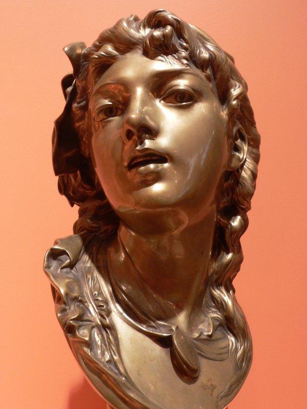 Suzon  - Auguste Rodin