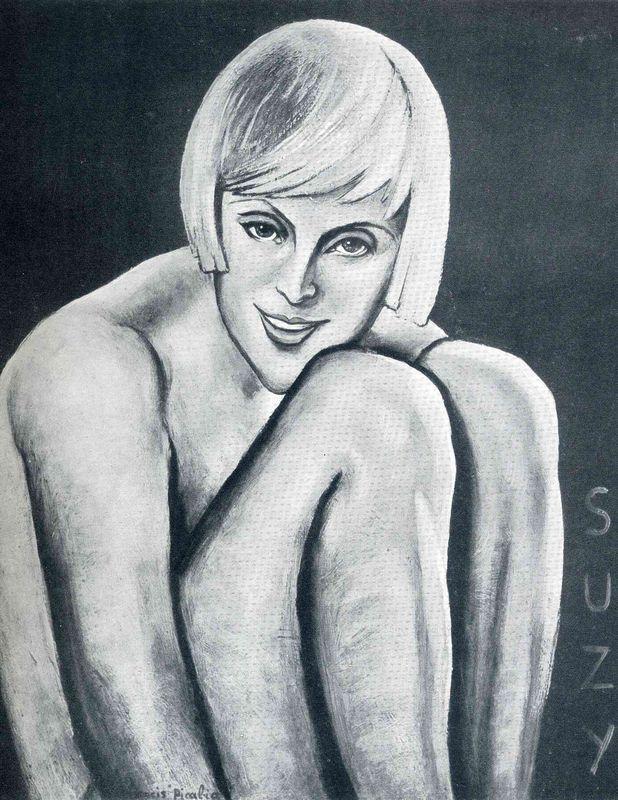Suzy - Francis Picabia