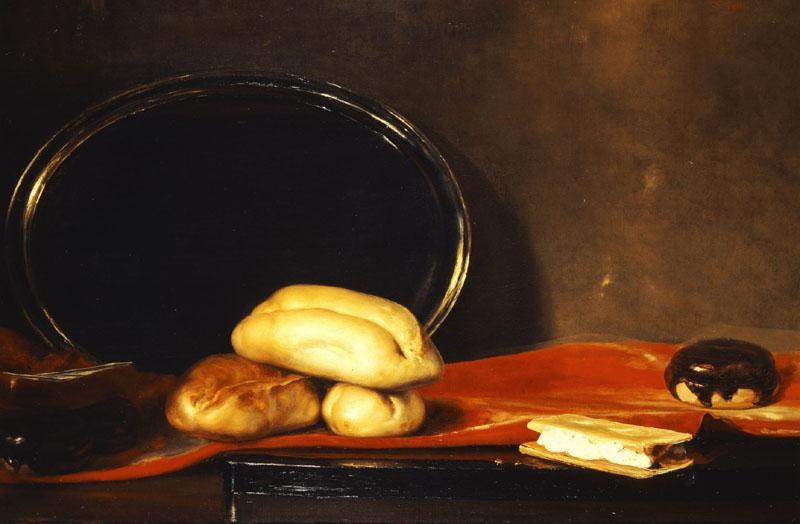 Table or bread - Nikolaos Gyzis