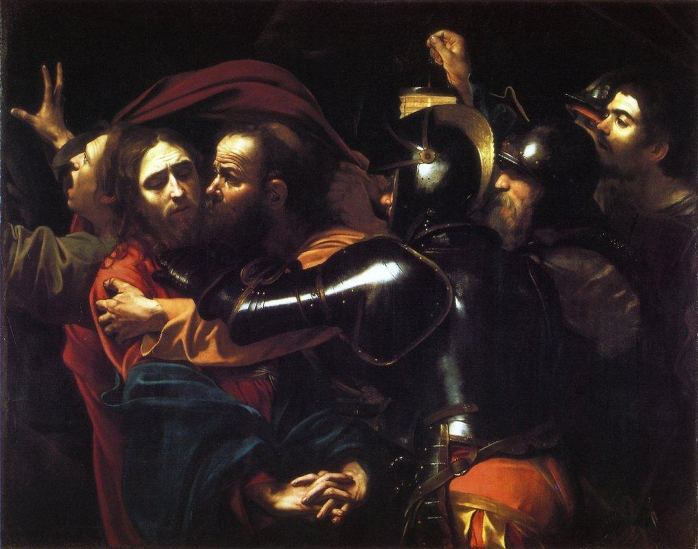 Taking of Christ - Caravaggio