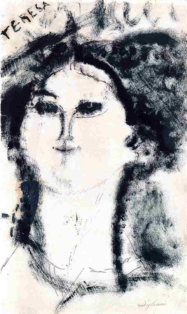 Teresa - Amedeo Modigliani