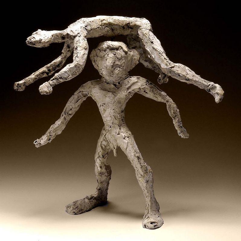 The Acrobats  - Alexander Calder
