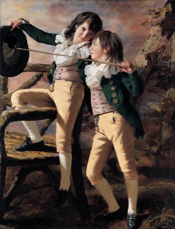 The Allen Brothers - Henry Raeburn