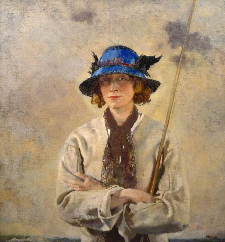 The Angler 1912 - William Orpen