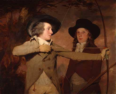 The Archers - Henry Raeburn