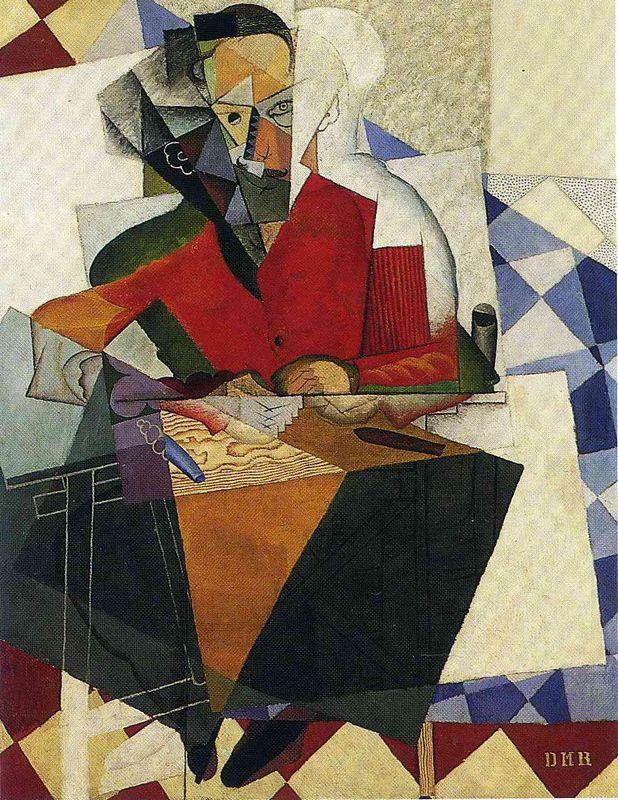 The Architect, Jesus T. Acevedo - Diego Rivera