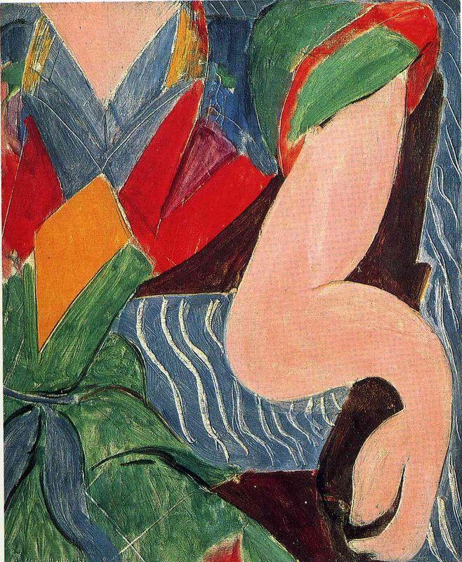 The Arm - Henri Matisse