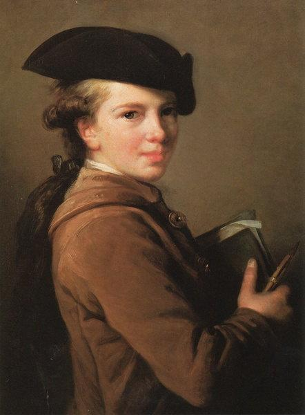 The Artist's Brother - Louise Elisabeth Vigee Le Brun