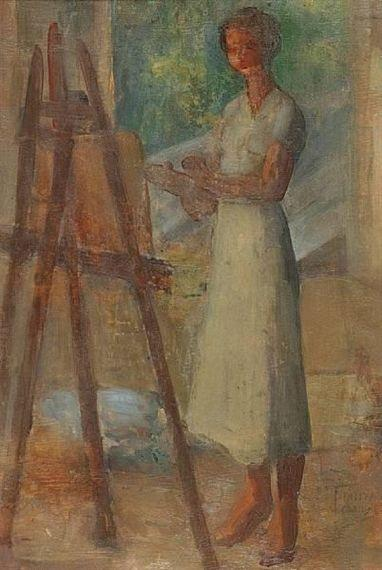 The Artist - Theophrastos Triantafyllidis