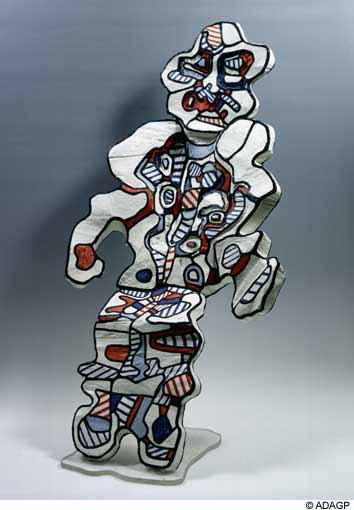 The Auditor - Jean Dubuffet
