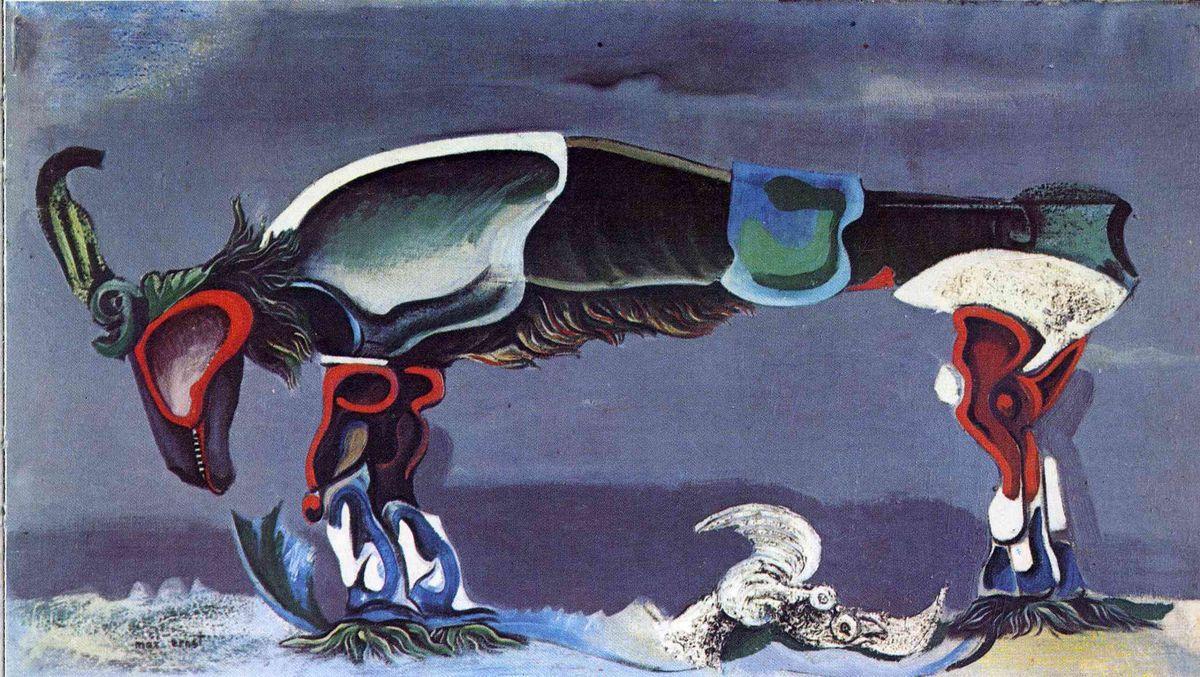 The Beautiful Season - Max Ernst