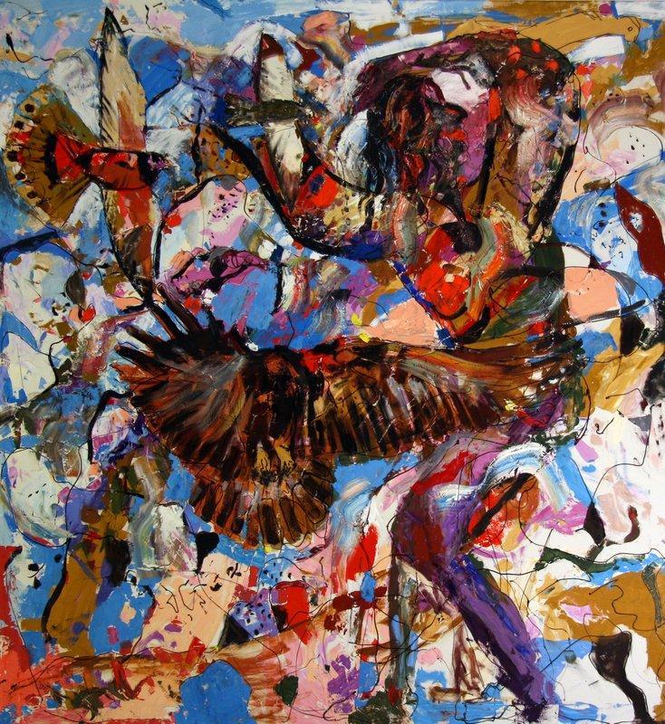 The Bird Tamer - Romul Nutiu
