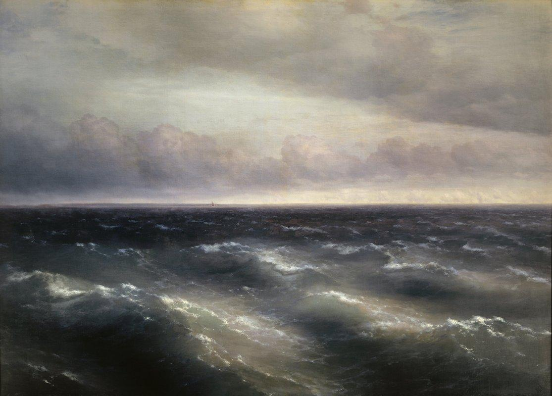 The Black Sea - Ivan Aivazovsky