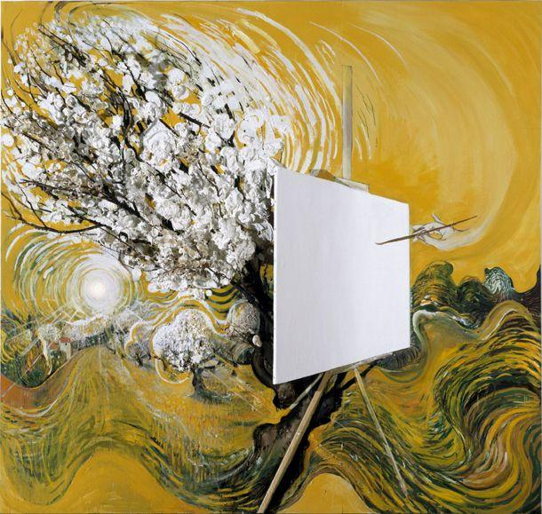 The Blossom Tree - Brett Whiteley