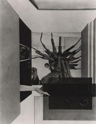 The Broken Marriage  - Laszlo Moholy-Nagy