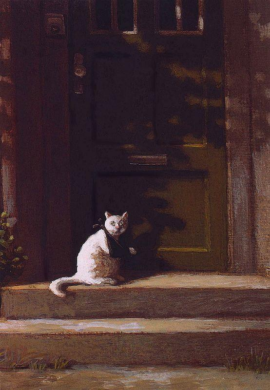 The Broken Paw - Michael Sowa