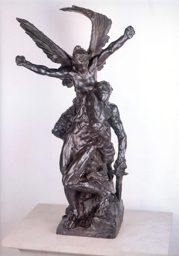 The Call to Arms - Auguste Rodin