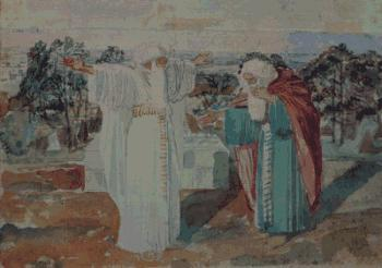 The Calling of Abraham - Alexander Ivanov