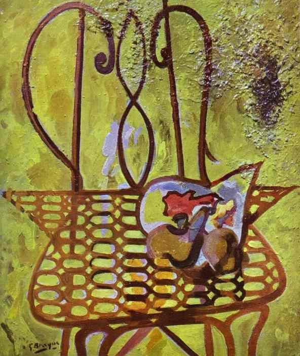 The Chair  - Georges Braque