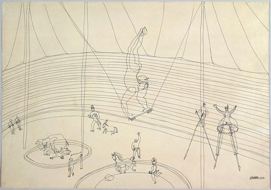 The Circus  - Alexander Calder