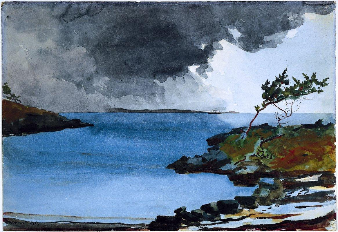 The coming storm - Winslow Homer