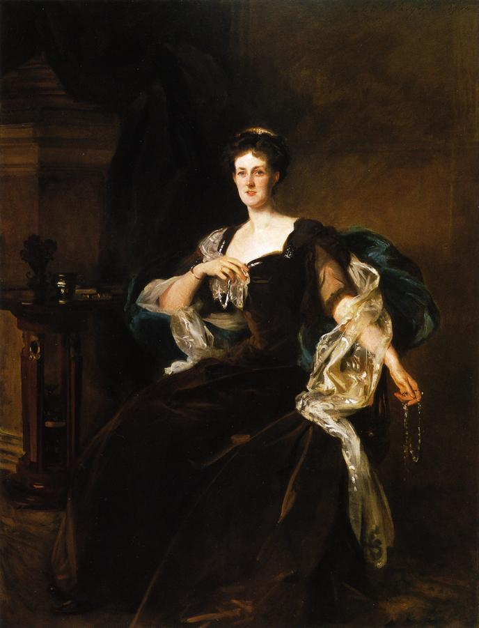 The Countess of Lathom - John Singer Sargent