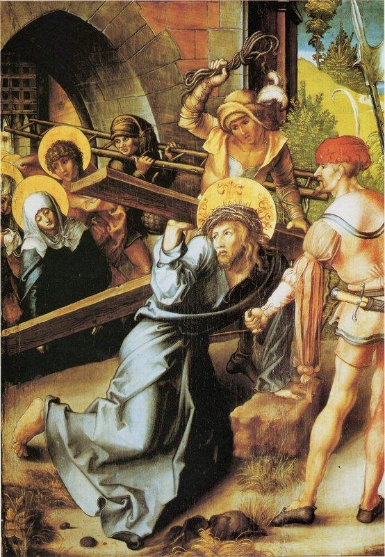 The Cross - Albrecht Durer
