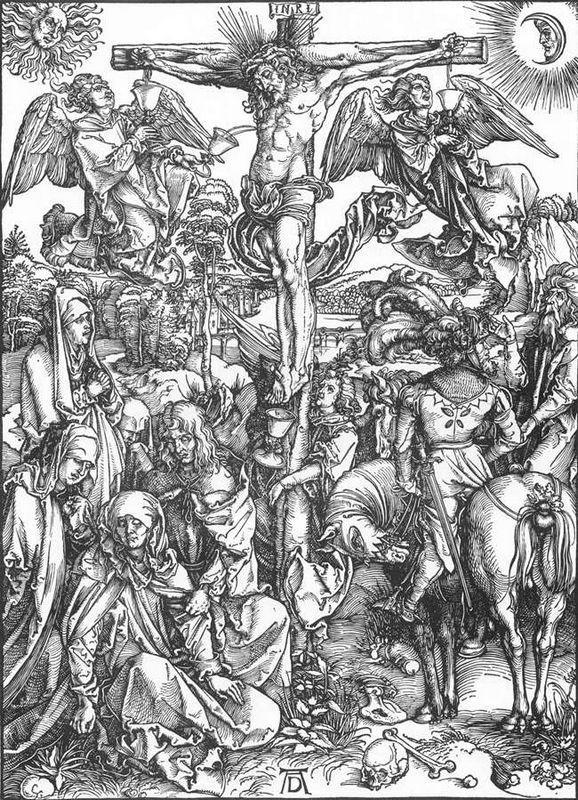 The Crucifixion - Albrecht Durer