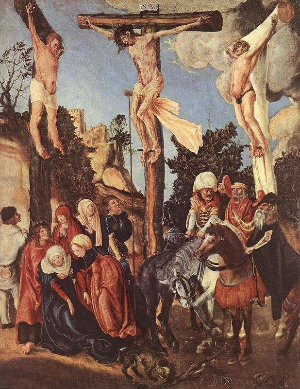 The Crucifixion - Giovanni Bellini
