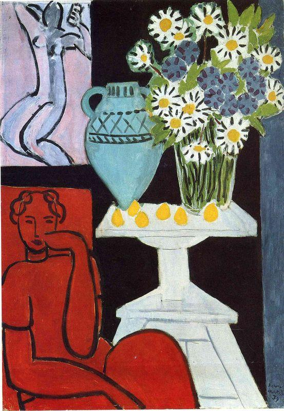 The Daisies - Henri Matisse