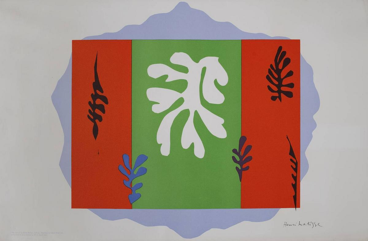 The Dancer - Henri Matisse