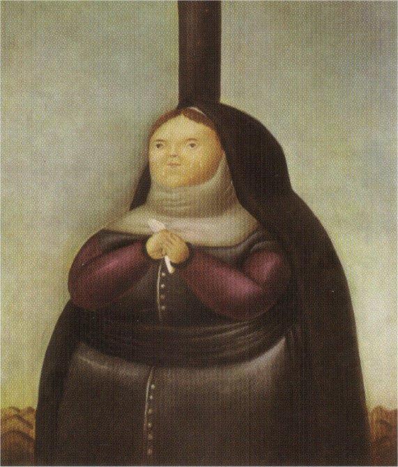 The Dolorosa - Fernando Botero