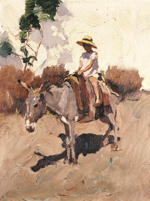 The Donkey - Nikolaos Lytras