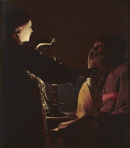The Dream of Saint Joseph - Francisco de Zurbaran