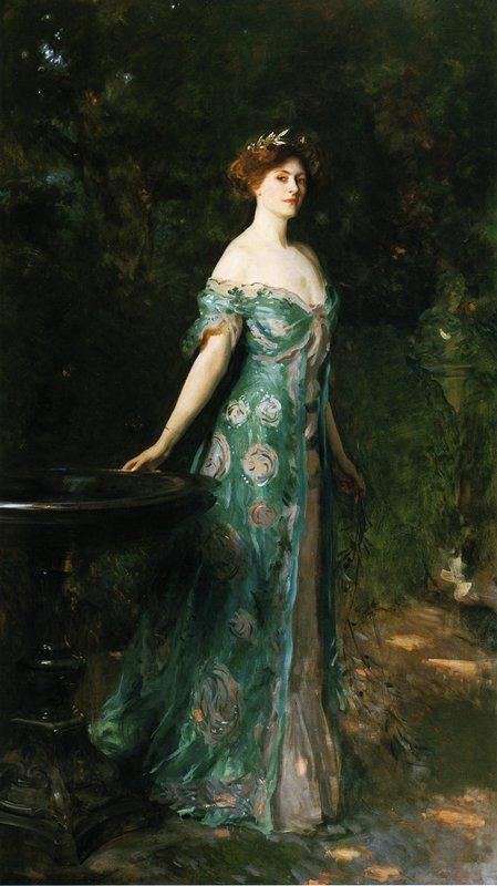 The Duchess of Sutherland - John Singer Sargent