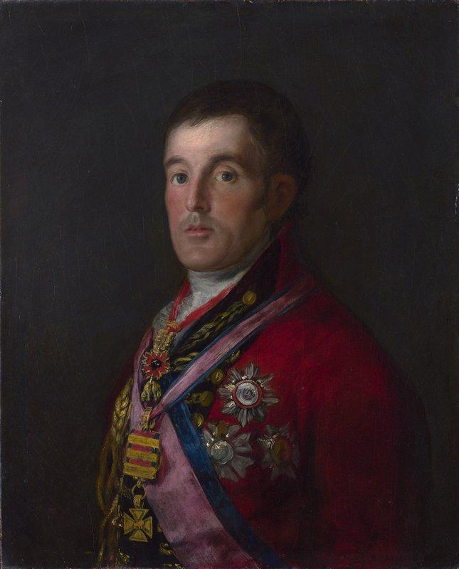 The Duke of Wellington - Francisco Goya
