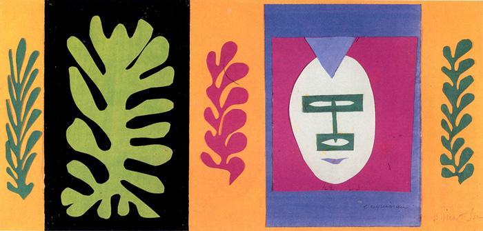 The Eschimo - Henri Matisse