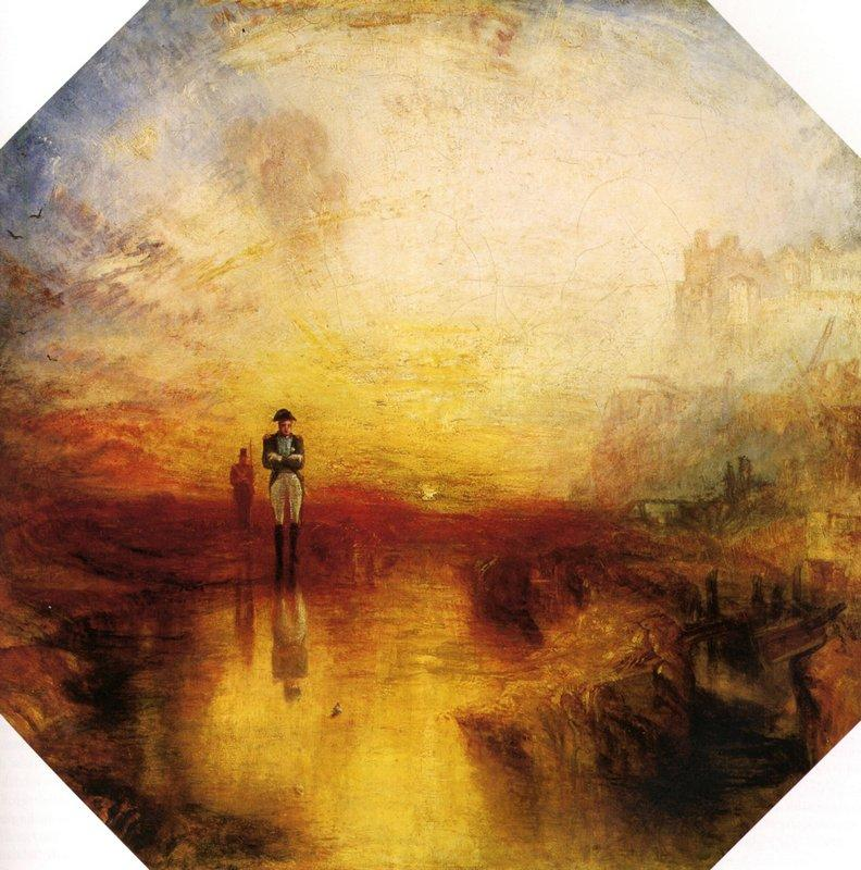 The Exile and the Snail - William Turner