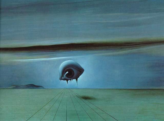 The Eye - Salvador Dali