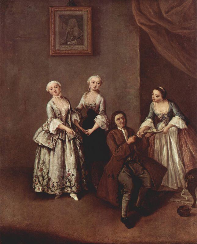 The Family - Adriaen van Ostade