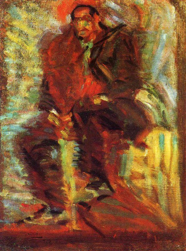 The farmer - Alekos Kontopoulos