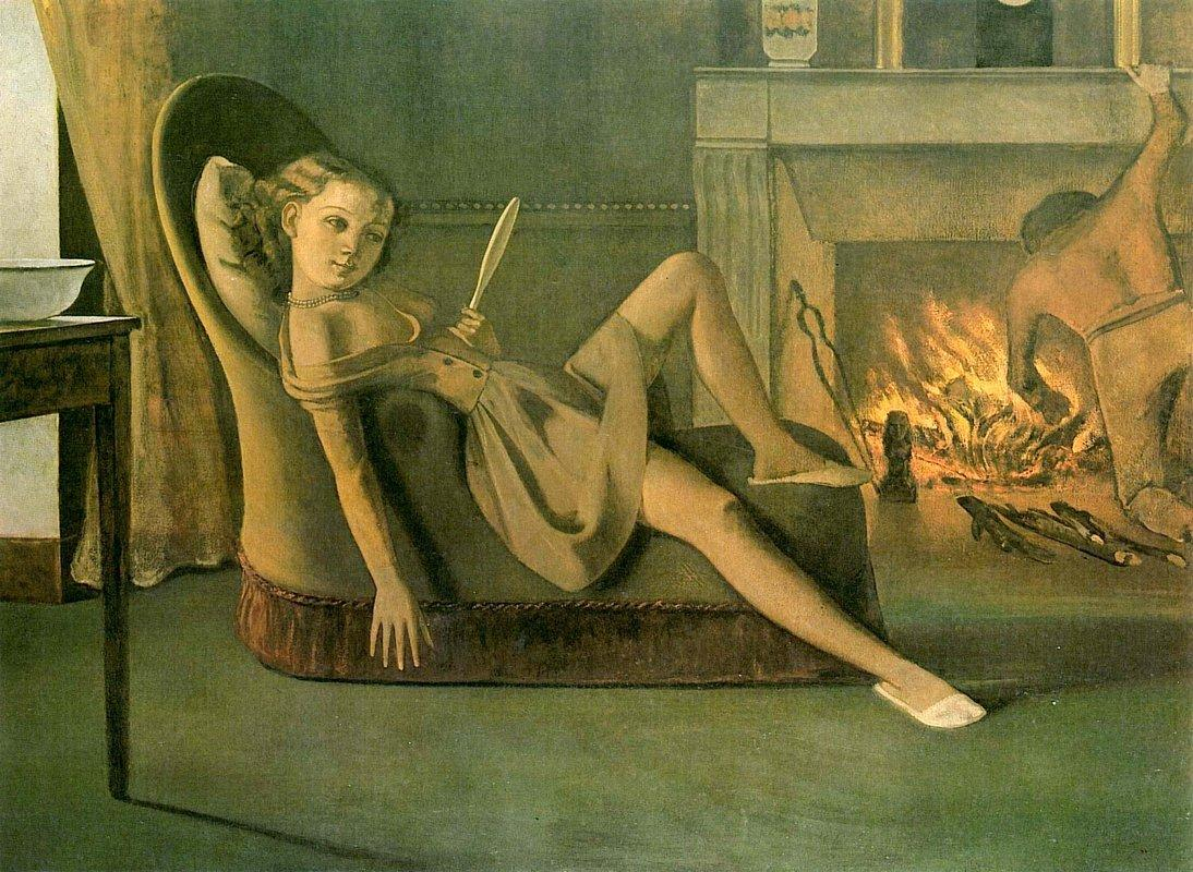The Golden Years - Balthus
