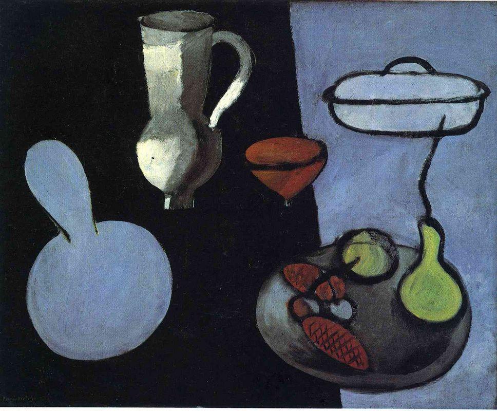The Gourds - Henri Matisse