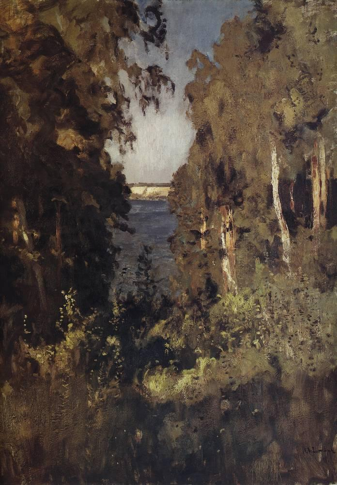 The Gully - Isaac Levitan