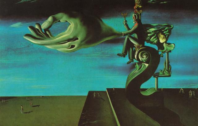 The Hand - Salvador Dali