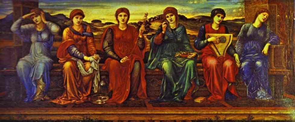 The Hours - Edward Burne-Jones