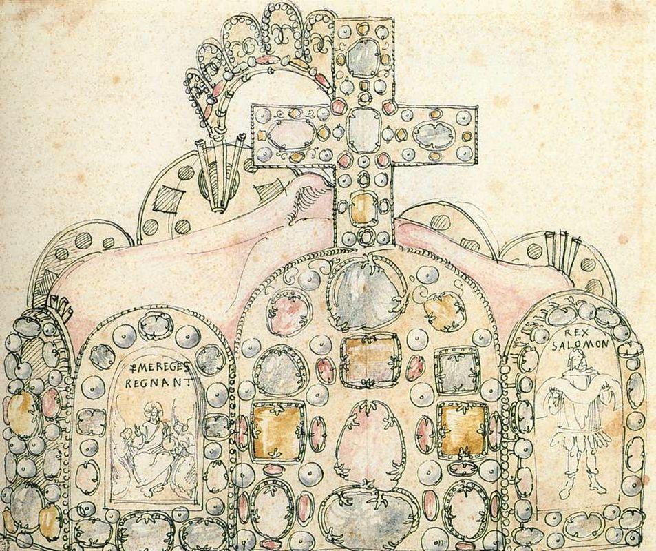 The Imperial Crown - Albrecht Durer